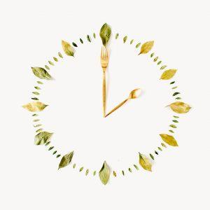 Clock Handmade