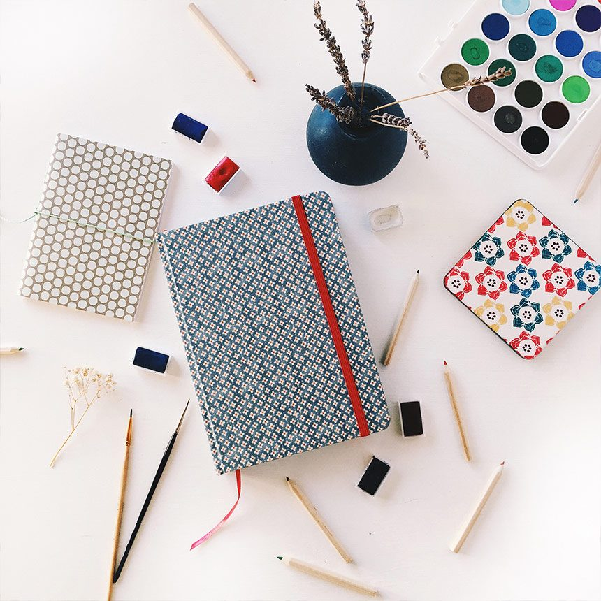 How to Create Paper Diaries: 15 Steps