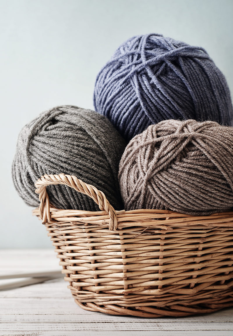 Autumn Must-Have: Massive  Knitted Skarf DIY Tutorial